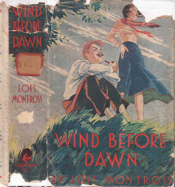 Wind Before Dawn. Lois MONTROSS