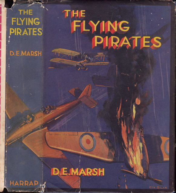 The Flying Pirates. D. E. MARSH