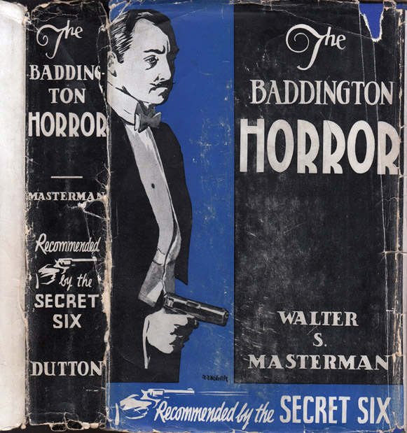 The Baddington Horror. Walter S. MASTERMAN