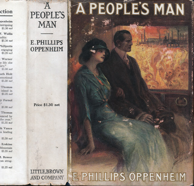 A People's Man. E. Phillips OPPENHEIM