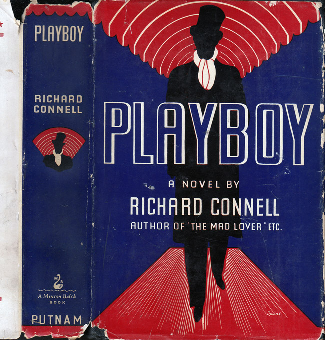 Playboy. Richard CONNELL