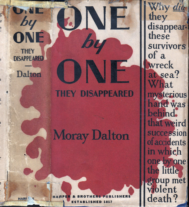 One by One They Disappeared. Moray DALTON