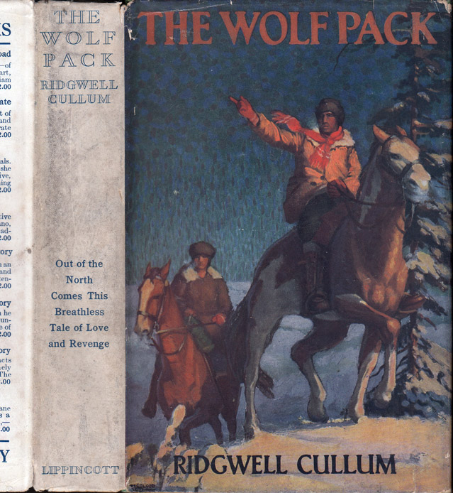 The Wolf Pack. Ridgwell CULLUM