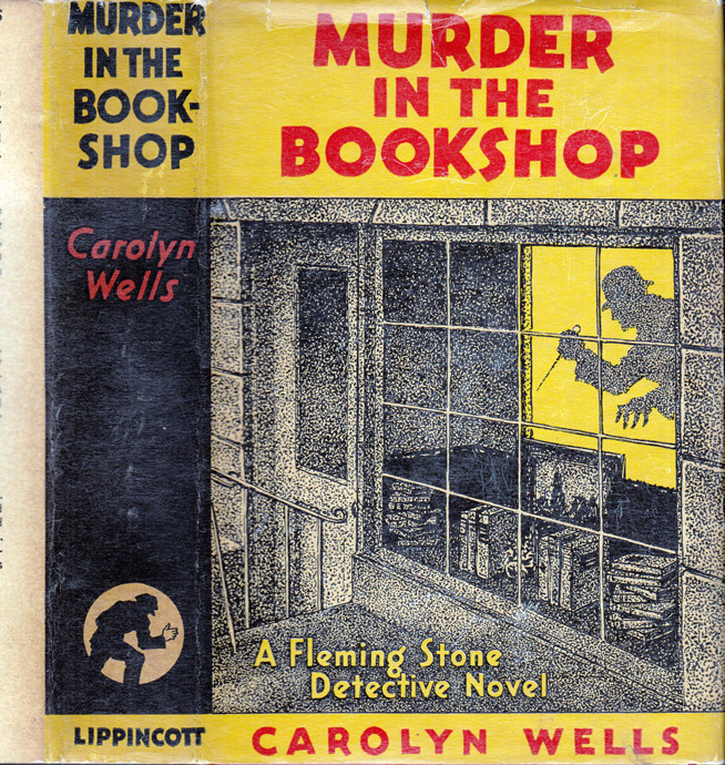 Murder in the Bookshop. Carolyn WELLS