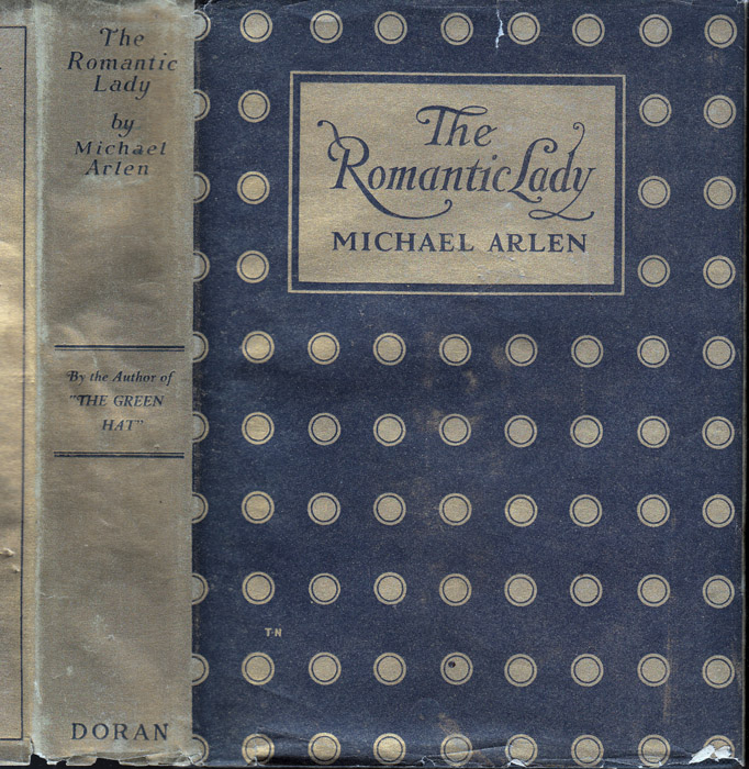 The Romantic Lady. Michael ARLEN