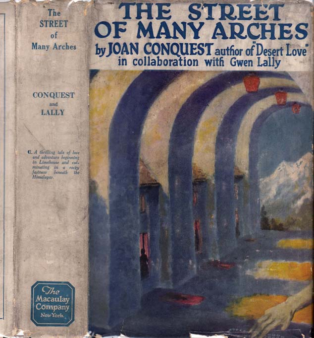 The Street of Many Arches. Joan CONQUEST.