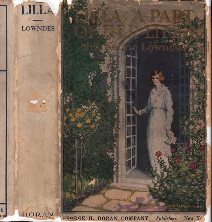 Lilla: A Part of Her Life. Mrs. Belloc LOWNDES.