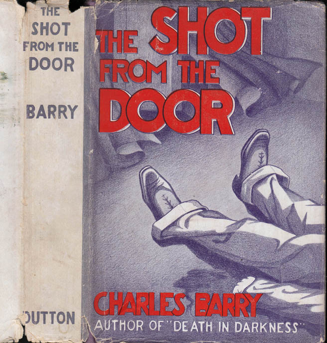 The Shot From the Door. Charles BARRY.