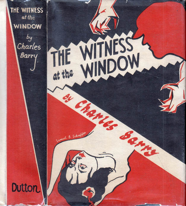The Witness at the Window. Charles BARRY.