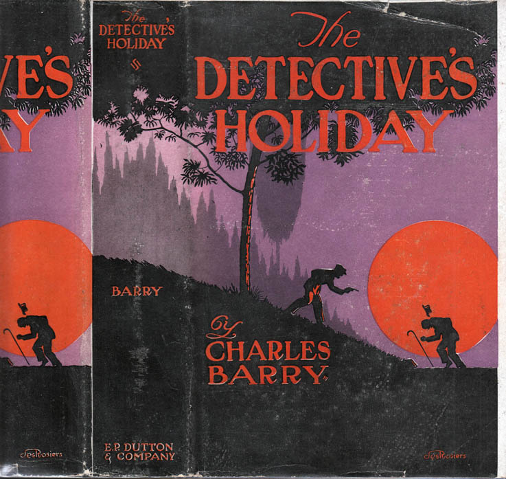 The Detective's Holiday. Charles BARRY.