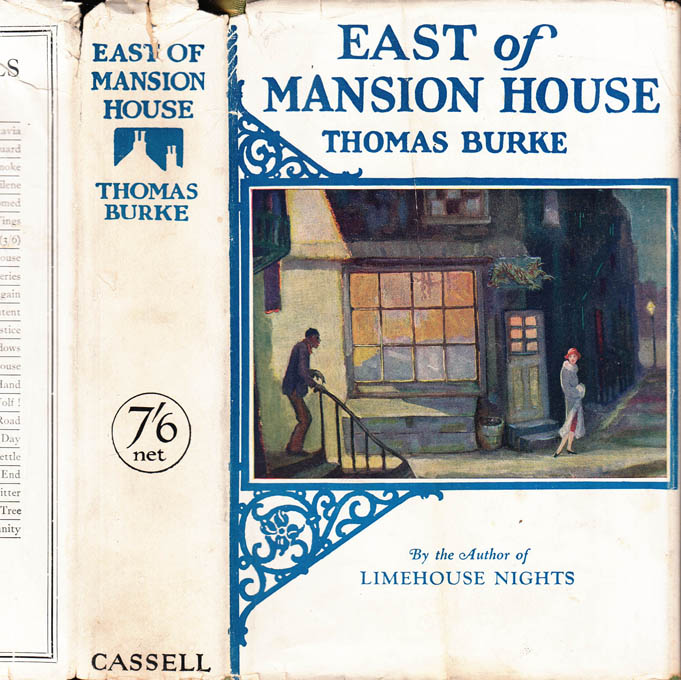 East of Mansion House. Thomas BURKE