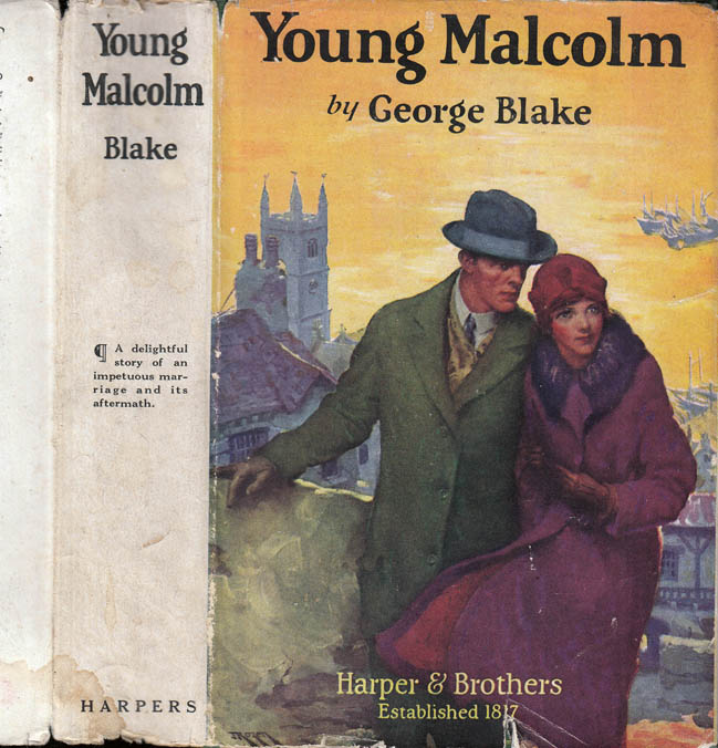 Young Malcolm. George BLAKE
