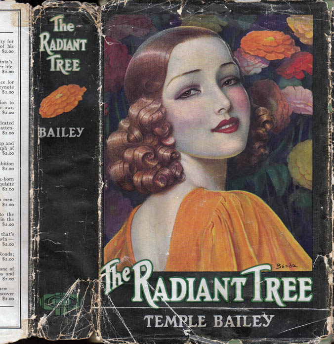 The Radiant Tree. Temple BAILEY.
