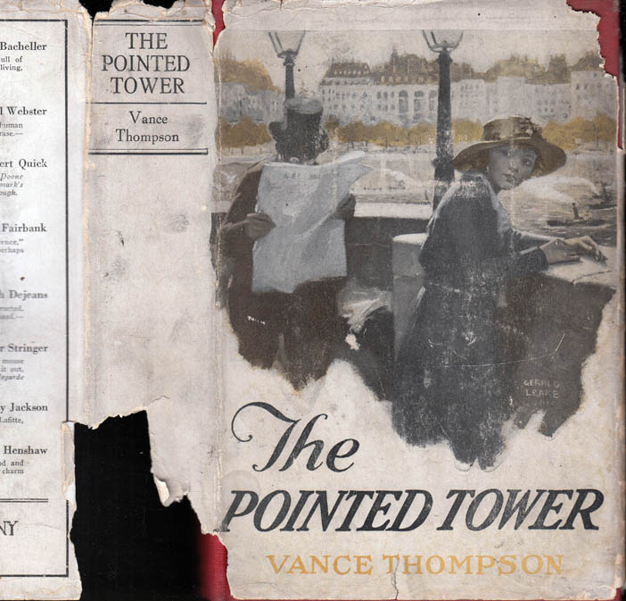 The Pointed Tower. Vance THOMPSON.