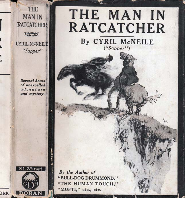 The Man in Ratchatcher and Other Stories. Cyril SAPPER MCNEILE.