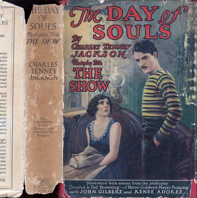 The Day of Souls. Charles Tenney JACKSON.