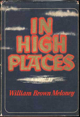 In High Places. William Brown MELONEY