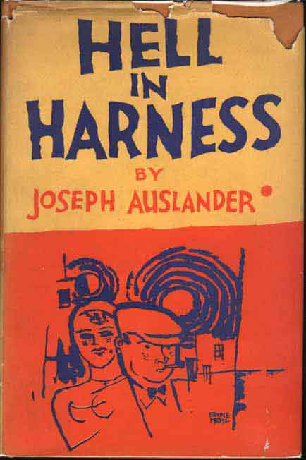 Hell in Harness. Joseph AUSLANDER.