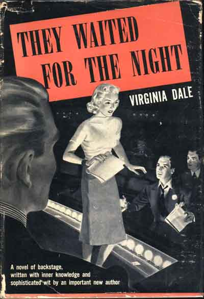 They Waited for the Night. Virginia DALE