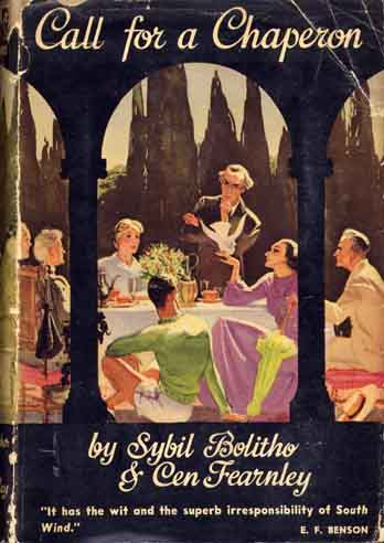 Call for a Chaperon. Sybil BOLITHO, Cen FEARNLEY