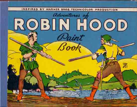 Adventures of Robin Hood. ANONYMOUS.