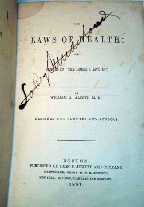 "The Laws of Health: or, Sequel to ""The House I Live In"""