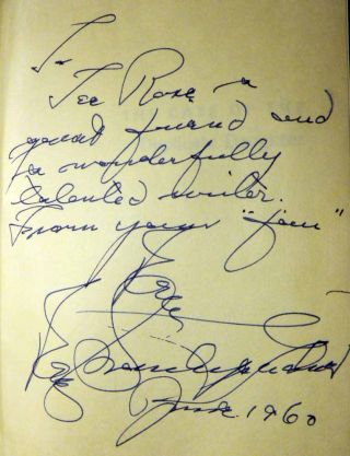 The Case of the Duplicate Daughter [SIGNED AND INSCRIBED]