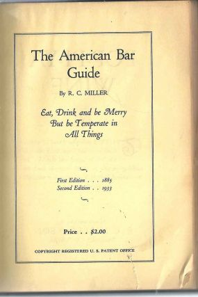 The American Bar Guide