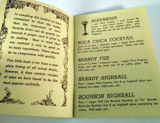 Recipes for the Bar-Tender