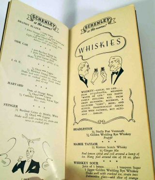 The Merry Mixer, A booklet on Mixtures and Mulches, Fizzes and Whizzes
