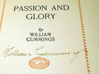 Passion and Glory [SIGNED]