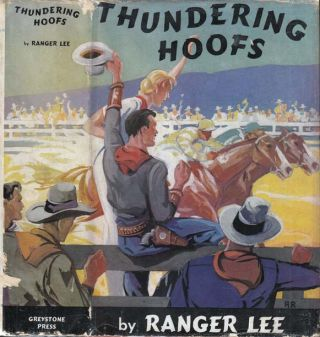 Thundering Hoofs [HORSE RACING NOVEL].