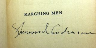 Marching Men [SIGNED]