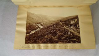 Lorna Doone and Can You Forgive Her [With Five 4 by 6 inch sepia toned photographs of landmarks from the novel Lorna Doone]