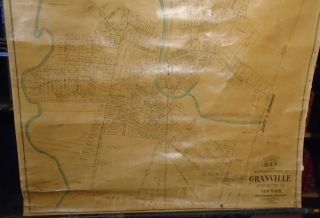 Official Map of the Incorporated Village of Granville, Washington Co. New York. Stamford, Connecticut