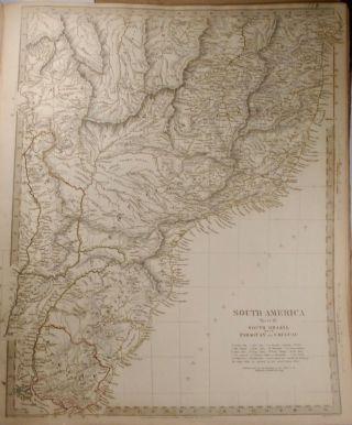 Seven Maps of South America