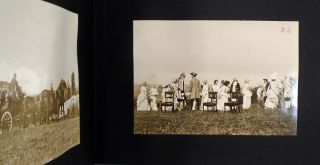 The Milton Pageant Oct 5, 1912 Photographs