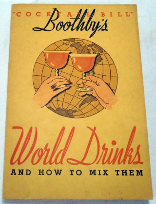 Boothby's World Drinks and How to Prepare Them.