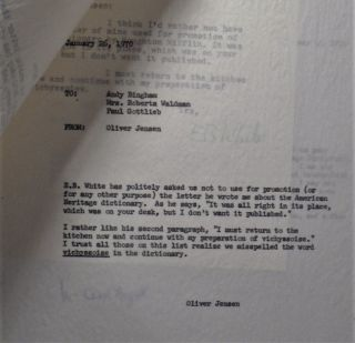 Two Typed Letters Signed - 1969 & 1970