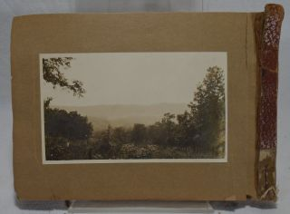 Eureka Springs, Arkansas Vacation Photograph Album, circa 1901