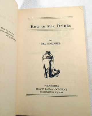 How to Mix Drinks (COCKTAILS)