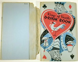 King of Hearts Drink Book [COCKTAIL RECIPES]