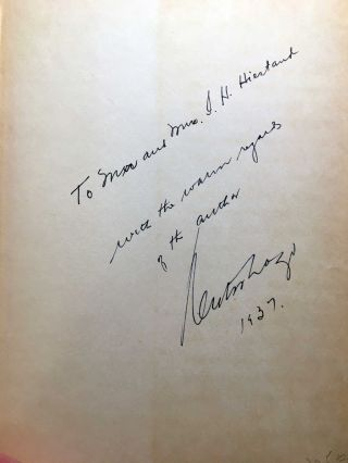 Taps, a Novel of War and Peace [SIGNED AND INSCRIBED]